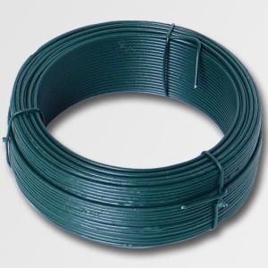 Napínací drôt, zelený